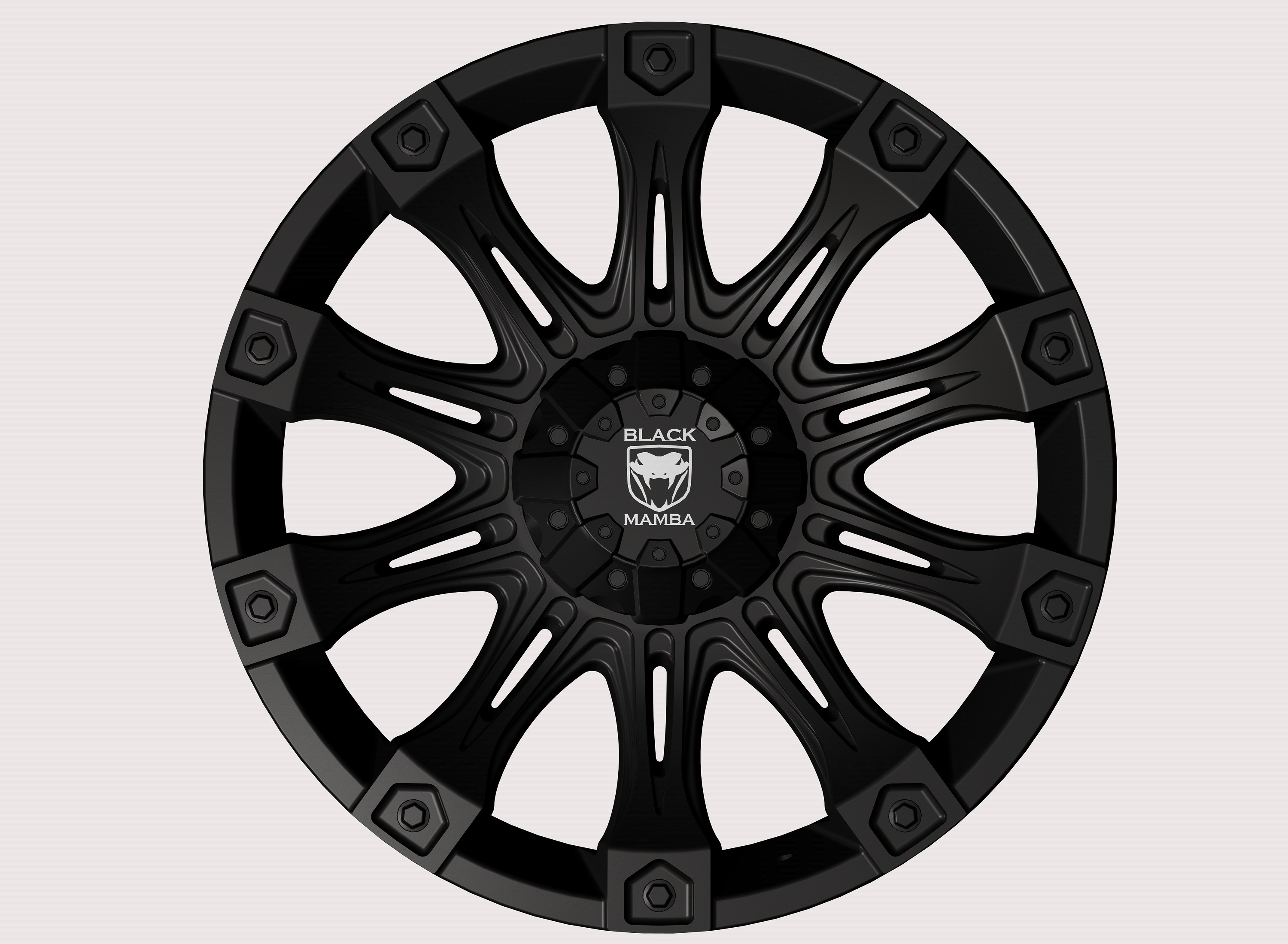 black mamba m 28 20x9 matt black bsa wheels